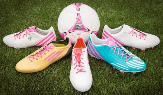 Adidas Breast Cancer Awareness