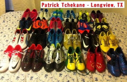 Patrick T, TX - Collection