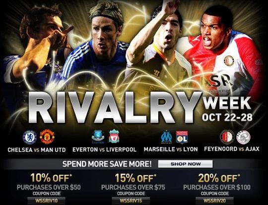 WSS Rivalry Week