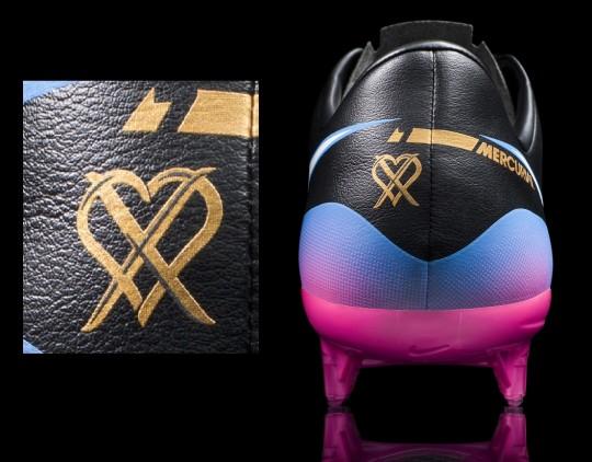 Nike CR7 Heel