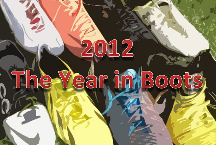 2012 Year in Boots