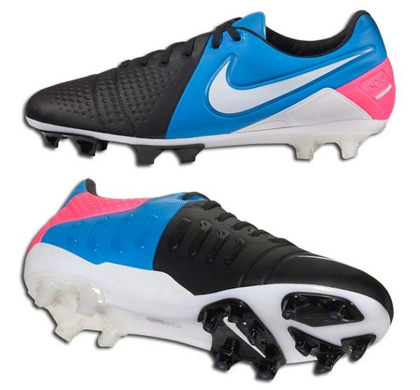 Black Blue Glow Nike CTR360