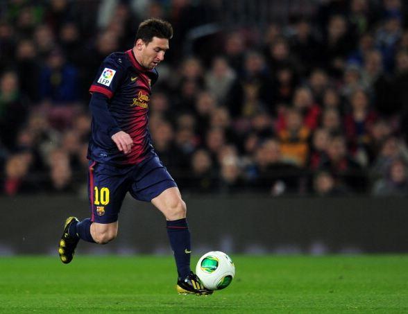 Messi Ballon d'Or Boots