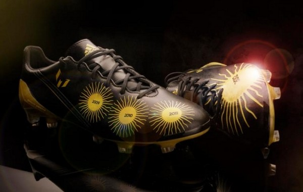 Personalized Messi F50