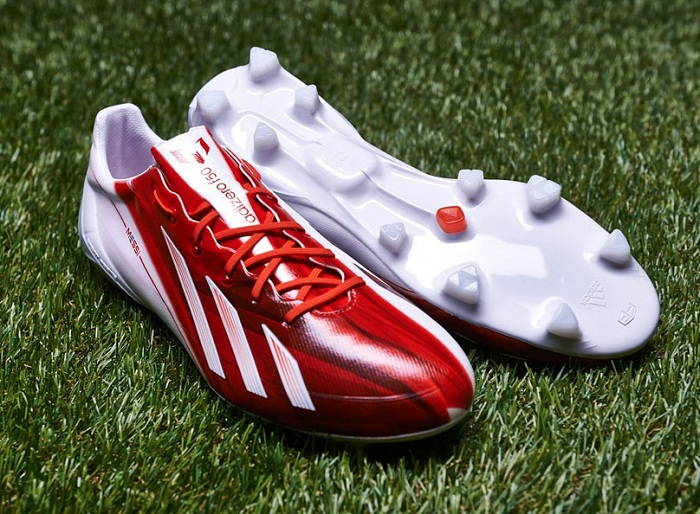 "Adidas F50 adiZero Messi Released - ""Play The Messi Way"" 