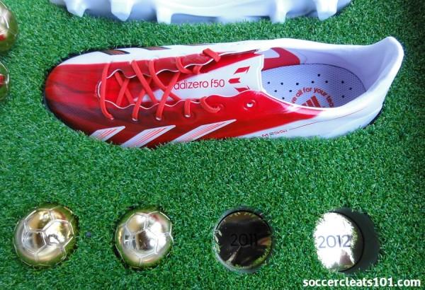 Messi Boots pus Ballon d'Or