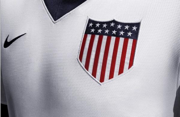 US Centennial Jersey Crest