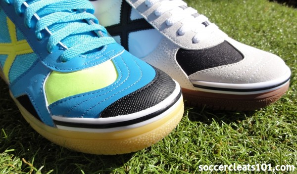 Gresca and G3 Forefoot