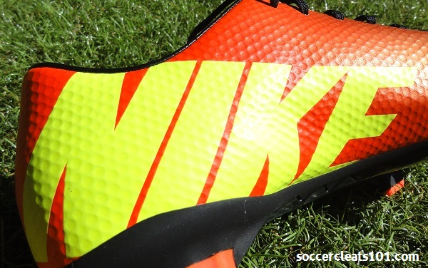 Nike Logo Placement