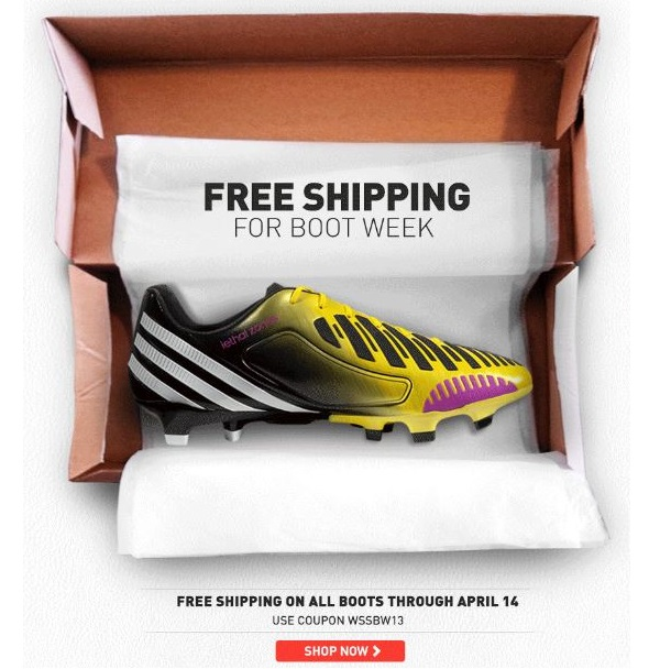 WSS Free Shipping