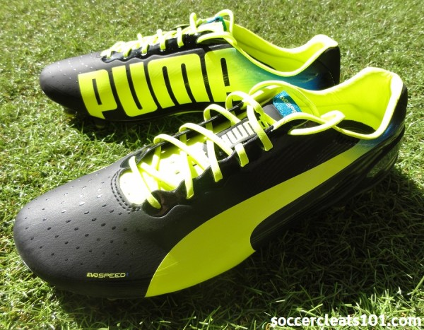 New Puma evoSPEED 1.2