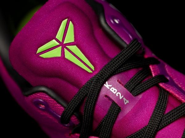 Nike Kobe 8 Mambacurial Tongue