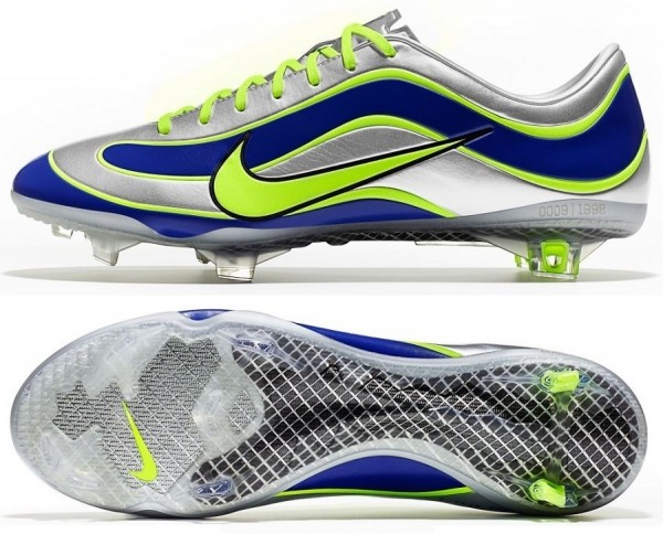 ff45a76841 ... vapor xv super ltd edition mercurial ix r9 chrome soccer shoes silver  10c1e cebde; new zealand look what nike is treating some lucky fans to a  limited ...