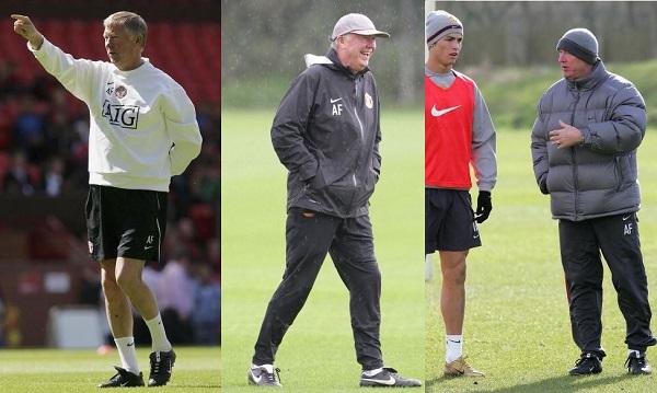 Ever wondered what boots Sir Alex Ferguson wears  Well 14d898d34