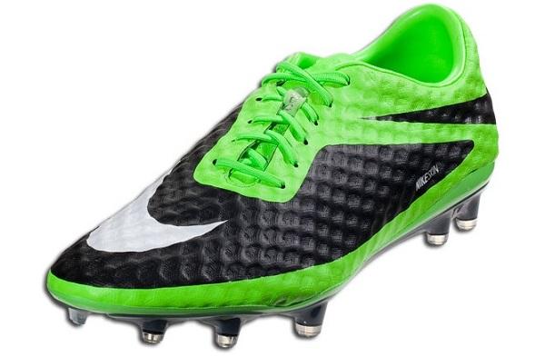 Nike Hypervenom Lime Green Colorway