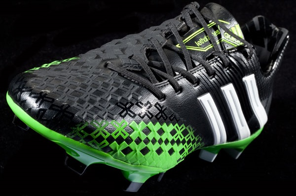 33a0fc52be18 ... coupon for in a slightly unfamiliar move adidas has released several  black colorways in their top sale adidas predator instinct ...