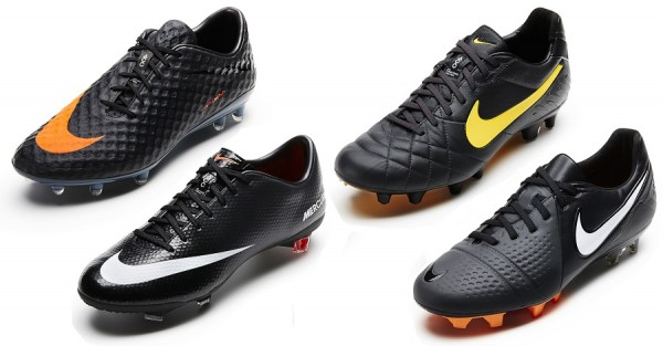 Nike Back to Black Collection
