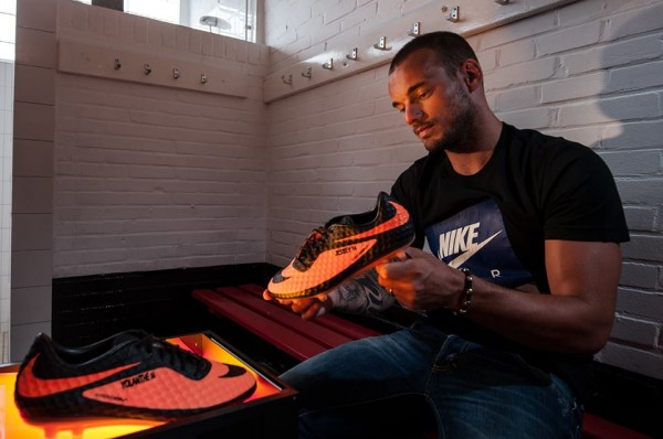 Hypervenoms and Wesley Sneijder