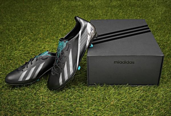 Adidas F50 Custom Boots