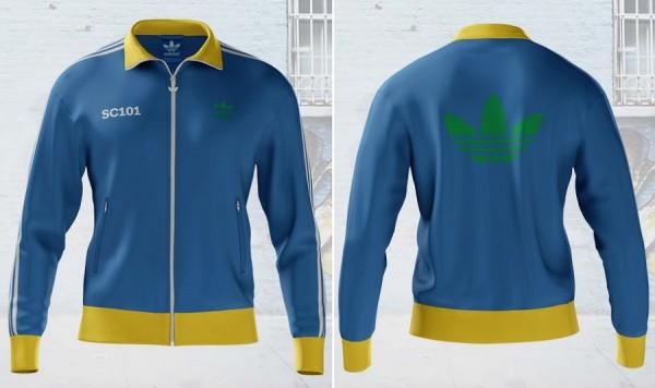 Adidas mi Firebird Design