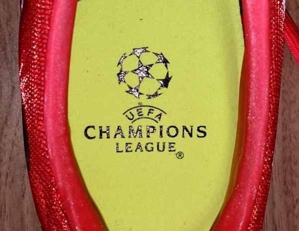 Champions League Adidas Nitrocharge