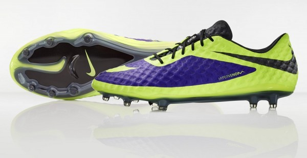 Hi Vis Nike Hypervenom Phantom