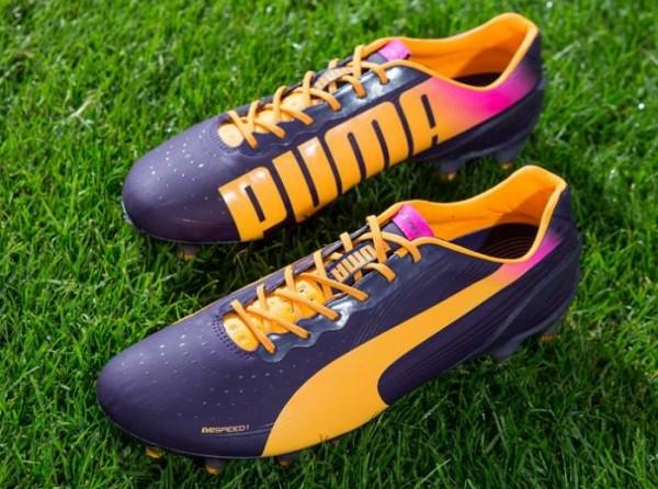 Puma evoSPEED 1.2 Purple Orange