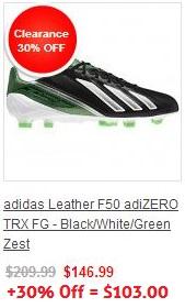 SoccerLoco F50 Sale