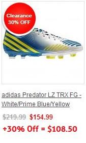SoccerLoco Predator sale