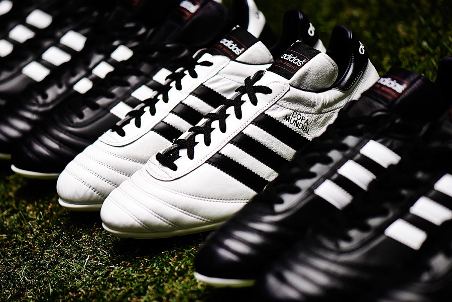 White adidas Copa Mundial