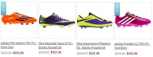 Huge SoccerLoco Sale