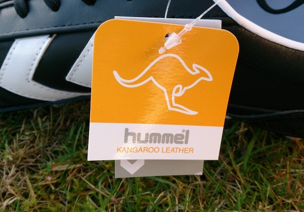 Hummel Leather Upper