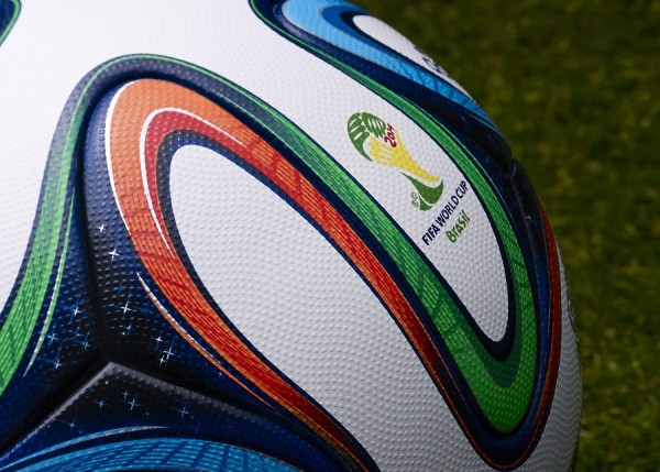 Brazuca World Cup 2014