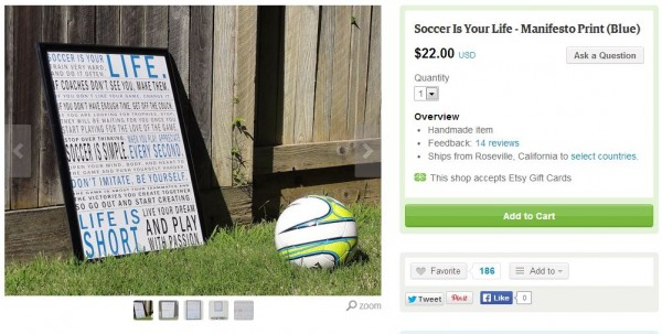 SoccerIsYourLife