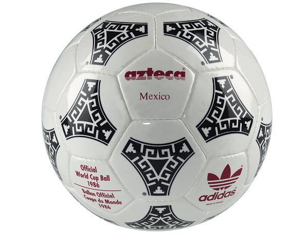 1986 AZTECA ball