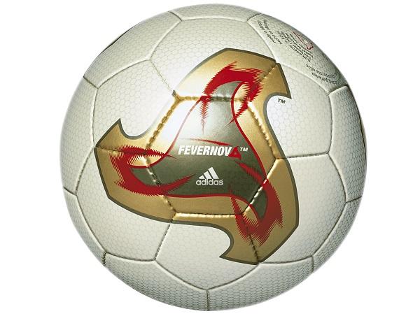 2002 Fevernova Korea Japan ball