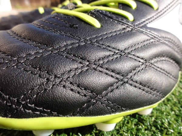 K-leather Upper on Mizuno Morelia Neo