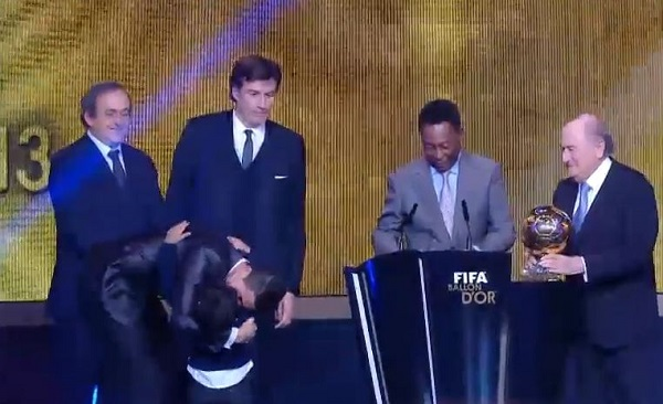Ronaldo plus Son