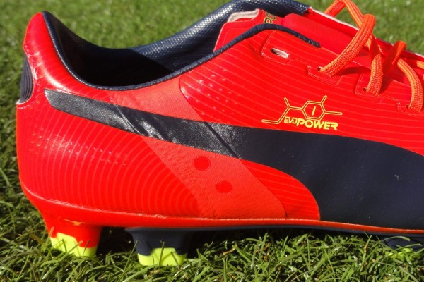 Sideview of Puma evoPOWER