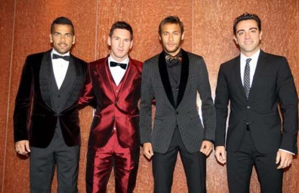 A suit so fine it'd make Sinatra look like a hobo?