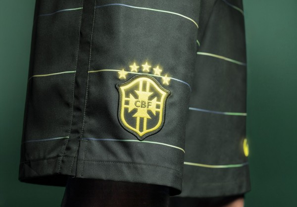 Brasil National Team Third Kit shorts