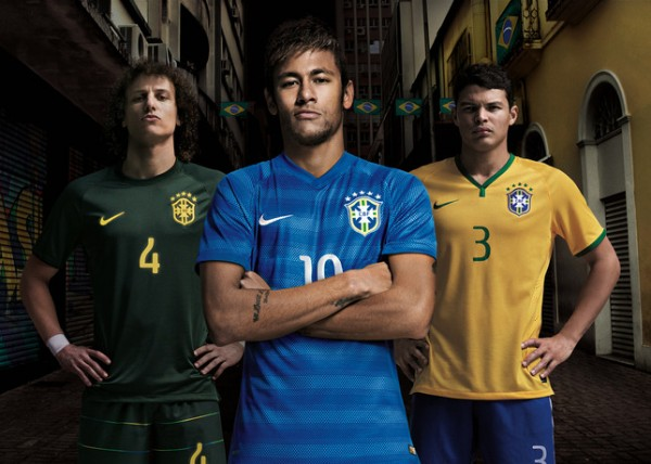 Brasil World Cup Kits