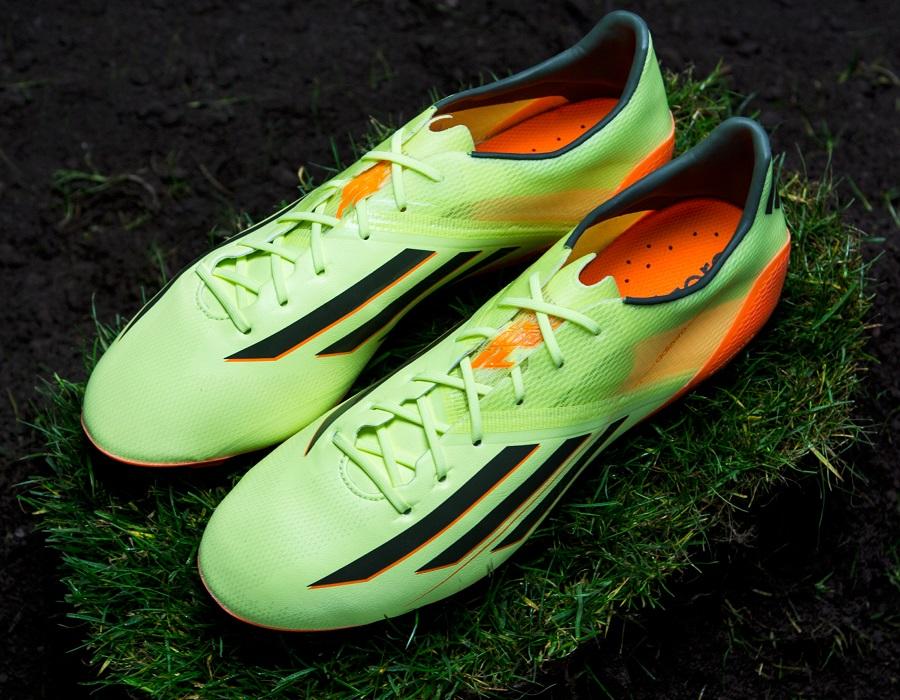 "sale retailer b0feb 03608 Adidas adiZero F50 – ""Glow"" Edition Released"