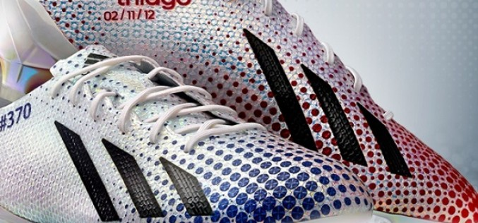 adidas Celebrate Messi's Goal Record With adiZero F50