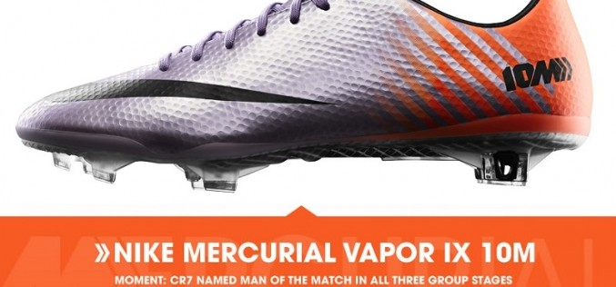 "Nike Mercurial ""Fast Forward"" – The Complete Collection"