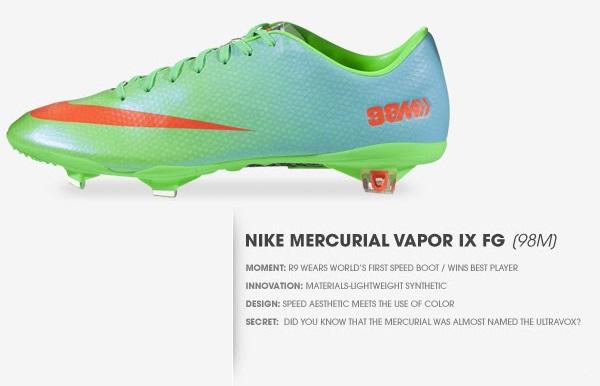 Nike Vapor IX 98M