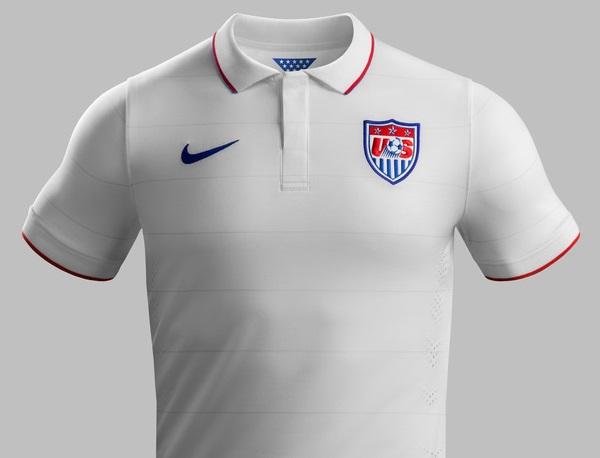 USA Home Jersey 2014