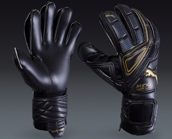 puma king lux gloves