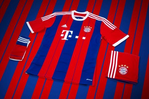 Bayern Home Kit 14-15