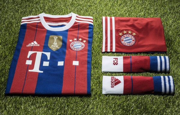 FC Bayern Munchen home kit